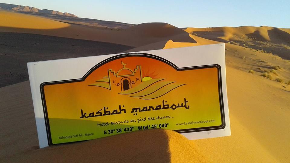 Kasbah Marabout